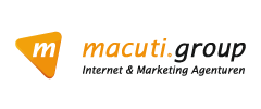 Logo macuti Internet Marketing Agenturen